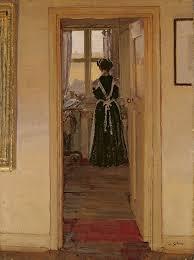 Painting The Kitchen Open Door Paintings Fine Art America
