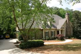 Curb Appeal Atlanta - cottage curb appeal traditional exterior atlanta by