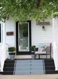 Outdoor Concrete Patio Paint Best 25 Painted Concrete Outdoor Ideas On Pinterest Painted
