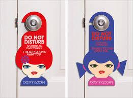 20 creative door hanger designs free premium templates