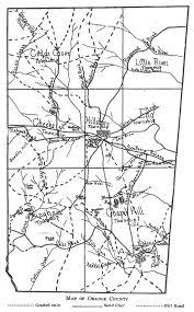 Nc Maps Orange County North Carolina Historic Information Cache County Maps
