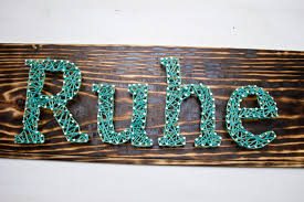 diy string art wall decor look what i made look what i made u2026