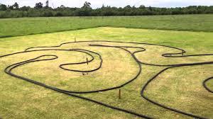 telstar racing grass track test video youtube