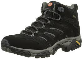 merrell moab ventilator womens merrell women u0027s moab gore tex low rise hiking shoes amazon co uk