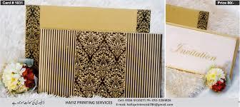 Pakistani Wedding Cards Online Wedding Card Printing U2013 Hafiz Printers Best Printing Services In