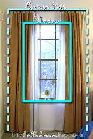 How To Make Curtains Longer Curtains Ideas See The Curtains Hanging In The Window
