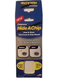 How To Fix Chips In Bathtub Amazon Com Devcon Epoxy Bathtub Repair Kit Almond U0026 White Home