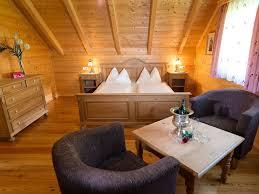 Schlafzimmer Im Chalet Stil Lodge Comfort Fewo Direkt