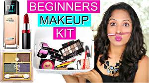 makeup starter kit makeup essentials beginners shrutiarjunanand
