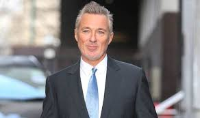 looking with grey hair martin kemp ditches the dye and debuts his silver fox grey hairdo
