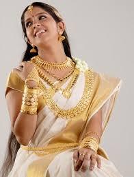 the 25 best kerala jewellery ideas on bridal sarees