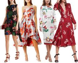 dresses for summer wedding guest 16 summer wedding guest dresses for 2017 floral wedding
