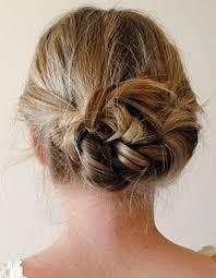 chignon mariage facile a faire coiffure mariage facile longueur cheveux accueil design et mobilier