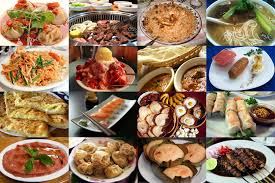 list of cuisines around the world classi
