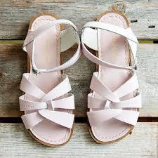 light pink sandals women s salt water sandals women navy perl