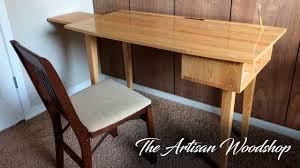 woodworking project art desk writing desk what ever you want