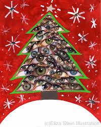 weird christmas card photos christmas lights decoration