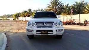 lexus uae contact lexus lx470 2002 full option no 1