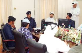 Qatar Ministry Of Interior Traffic Department Moi Sealine Camp Organizing Committee Holds First Meeting