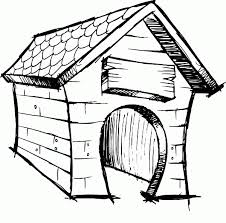dog house coloring pages dog house coloring pages ziho coloring