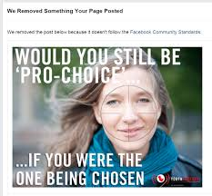 Why Would You Post That Meme - god or absurdity blog censored by facebook again anti pro choice