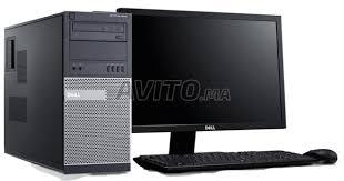 ordinateurs dell bureau ordinateur bureau dell 790 i5 tour avec ecran à vendre à dans