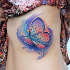 butterfly on side best design ideas
