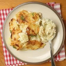 plat a cuisiner simple recette gratin dauphinois au cookeo facile rapide