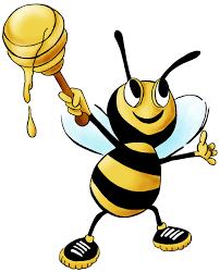 bee clipart honey bee svg