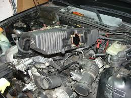 bmw 325i gas type bmw e36 3 series intake manifold removal 1992 1999 pelican