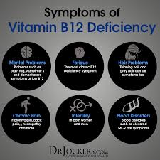 warning signs of a b12 deficiency
