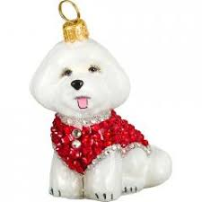diva dog glass christmas ornaments anything dogs