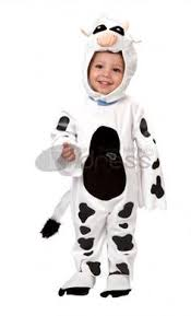 Animal Halloween Costumes Tweens Baby Baby Costume Moo Ve Cattle Crossing Dress
