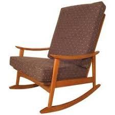 mid century metal mesh patio rocking chair at 1stdibs