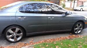 lexus stock rims es330 with upgraded rims youtube