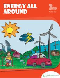 energy all around workbook education