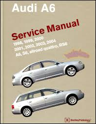 audi shop service manuals at books4cars com