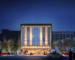 about polonsky shakespeare center theatre for a new audience
