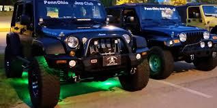 jeep wrangler rock lights vision x tantrum rock lights jeepmodreview com