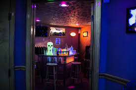 something wicked this way comes the wicked weekend halloween the bar looks cool even in daylight