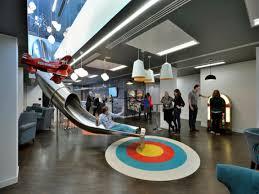 ergonomic cool office google tel aviv office interior furniture