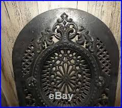 Fireplace Grate Cast Iron by Ornate Victorian Cast Iron Fireplace Grate Arched Top Outstanding
