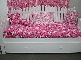 Daybed Blankets Beach Bedding Bright Pink Girls