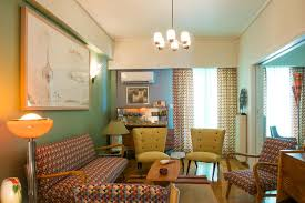 60s style furniture 60 s style apartment by strefi hill athens greece booking com