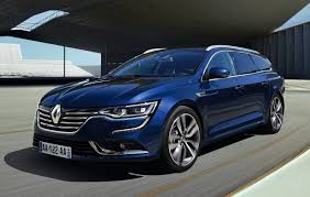 renault talisman new renault talisman estate u2013 first official photos and details