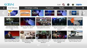 watch cbn for android tv android apps on google play