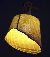 Diy Lamp Shade Shirt Sleeves Make Snazzy Lamp Shades Diy Treehugger