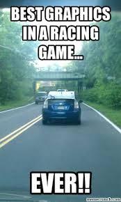 Racing Memes - game