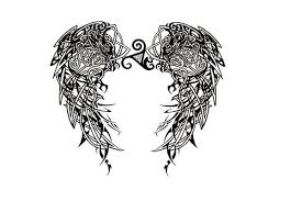 valkyrie angel tattoo pictures to pin on pinterest tattooskid
