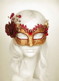 masks for masquerade party burgundy and gold masquerade mask venetian style masquerade